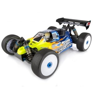 Team associated 18t manual dexterity